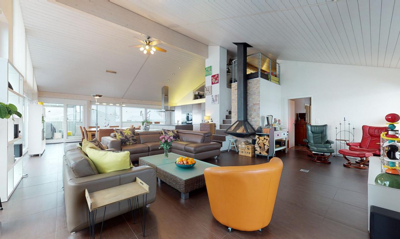 Appartement à vendre à Fribourg Echarlens