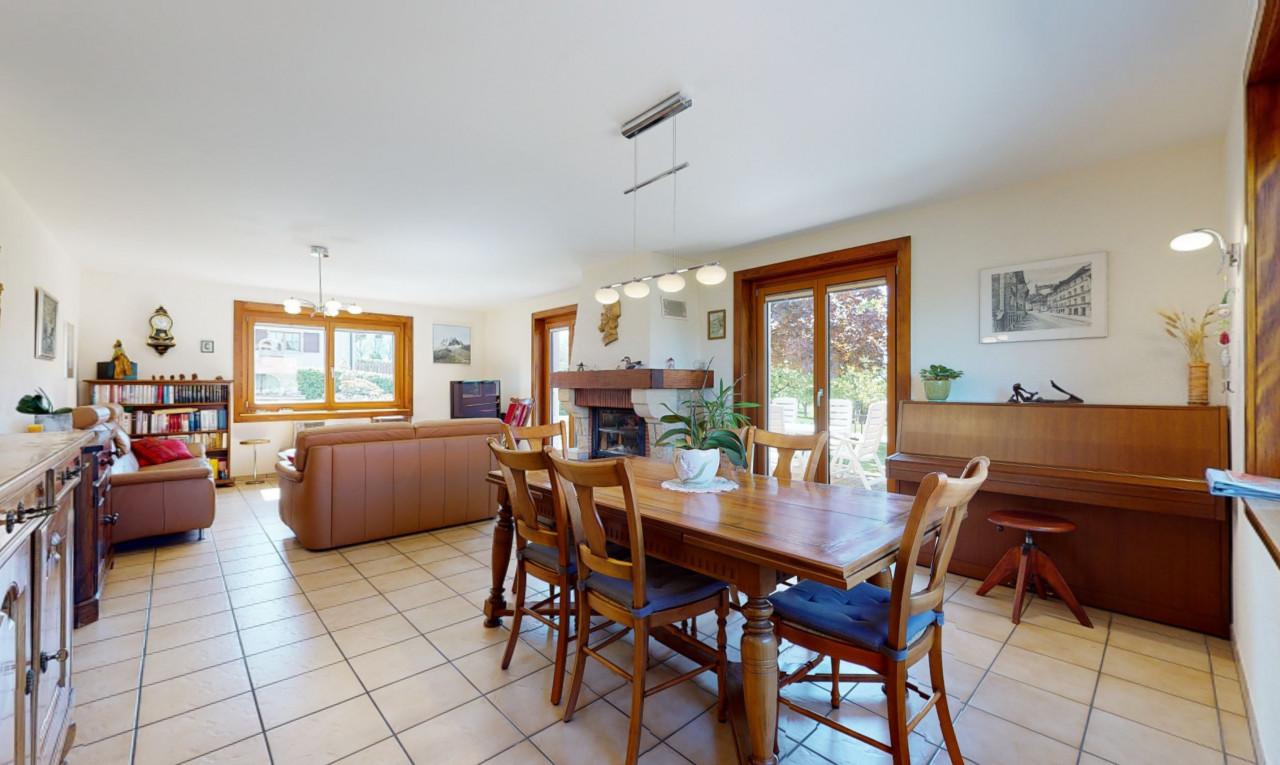 Achetez-le Maison dans Fribourg Mézières FR