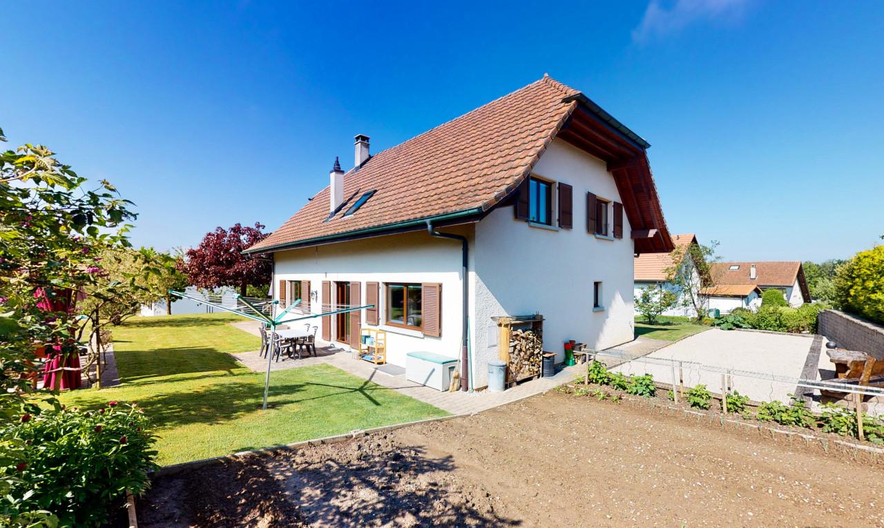Maison à vendre à Fribourg Mézières FR
