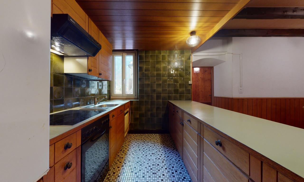 Achetez-le Appartement dans Valais St-Maurice