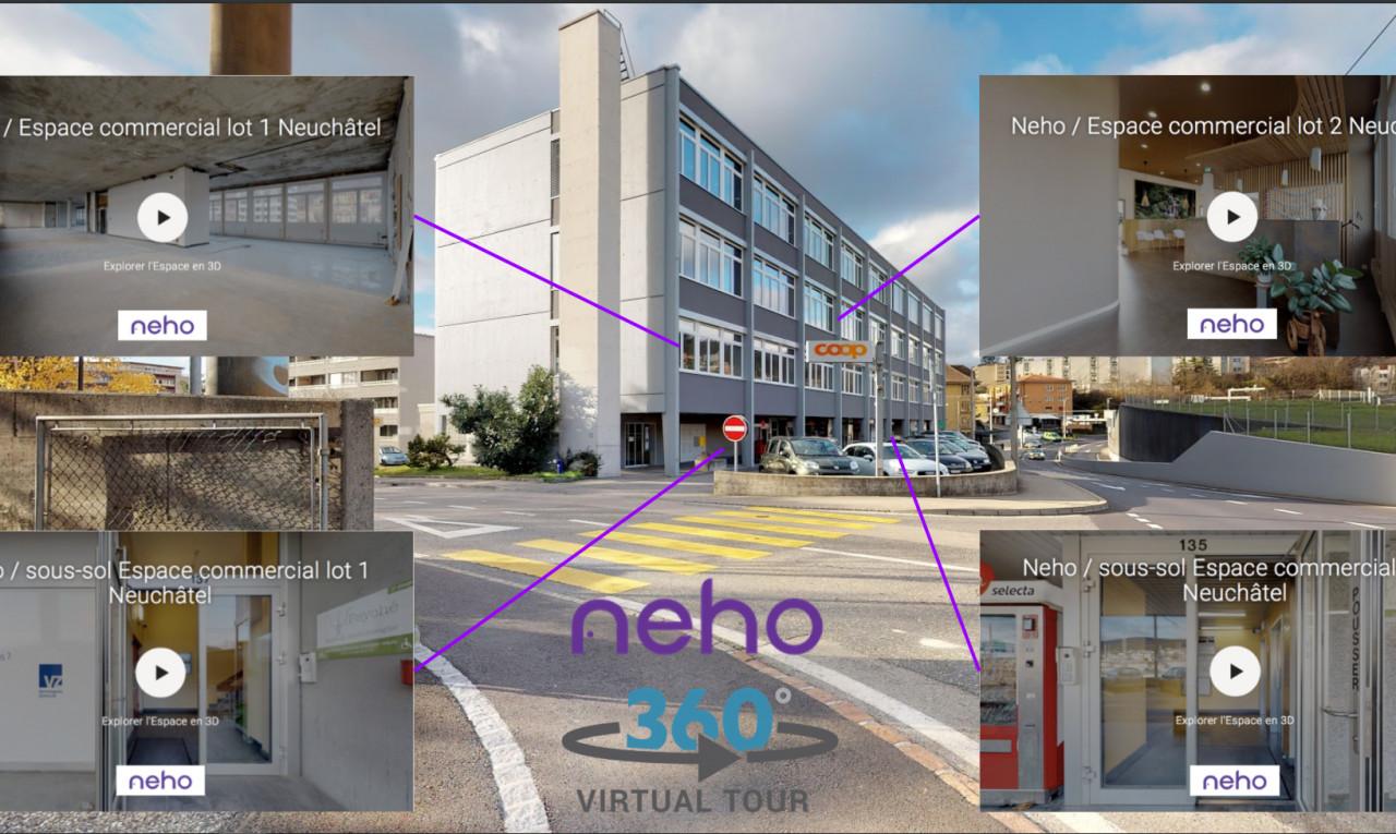 Achetez-le Commercial dans Neuchâtel Neuchâtel