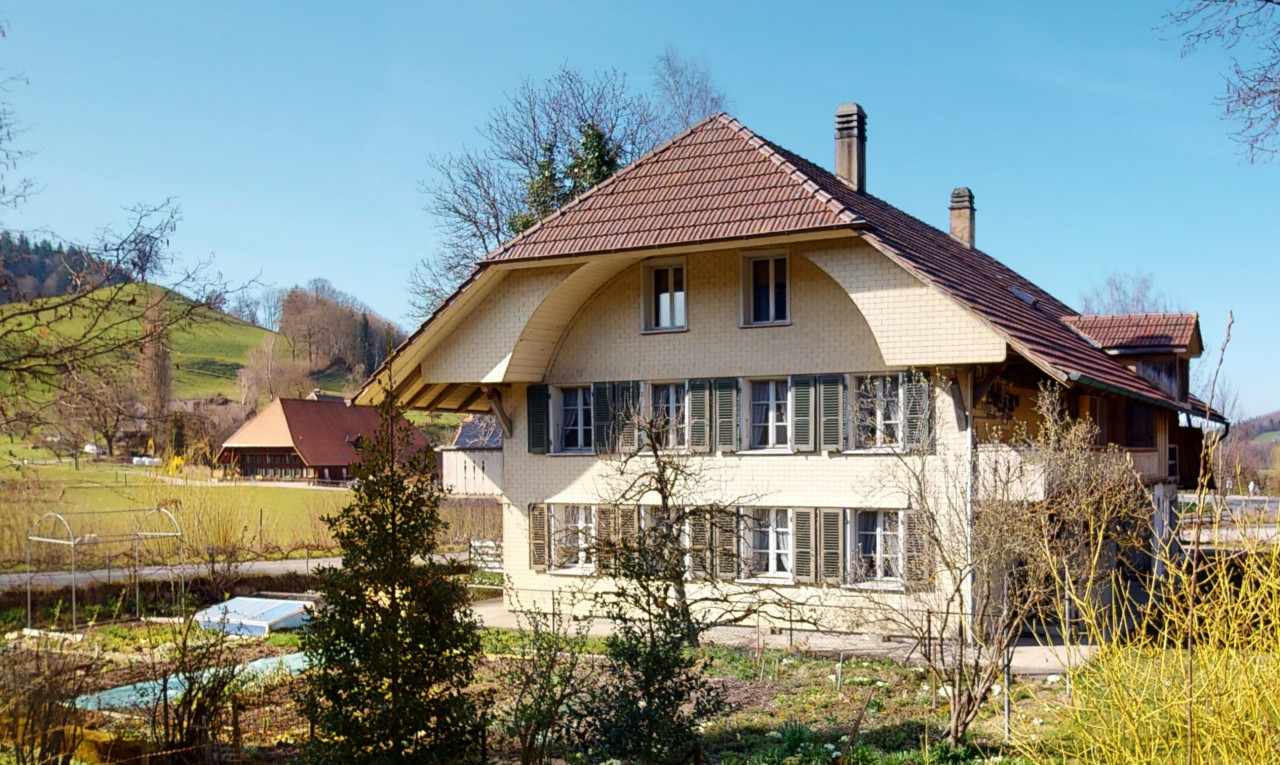Haus zu verkaufen in Bern Hasle b. Burgdorf