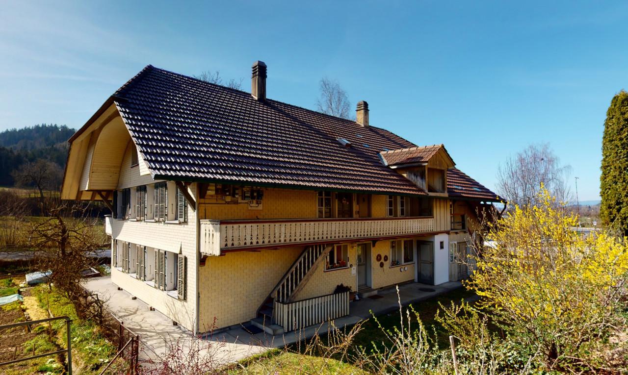 Kaufen Sie Haus in Bern Hasle b. Burgdorf