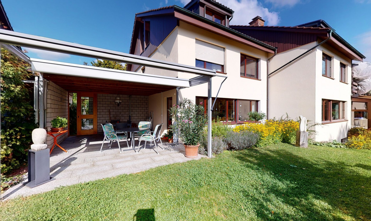 House  for sale in Zürich Mettmenstetten