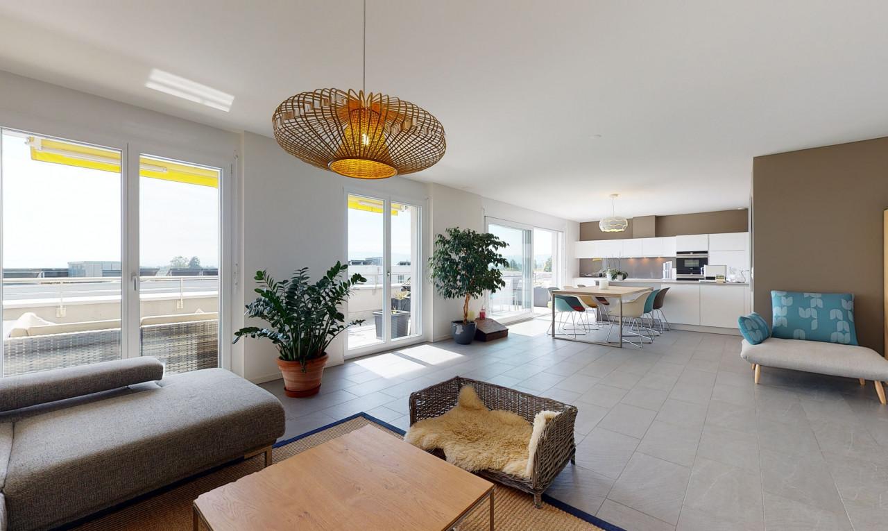 Apartment  for sale in Vaud Cheseaux-sur-Lausanne