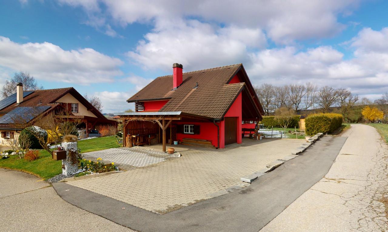 Achetez-le Maison dans Fribourg Autigny