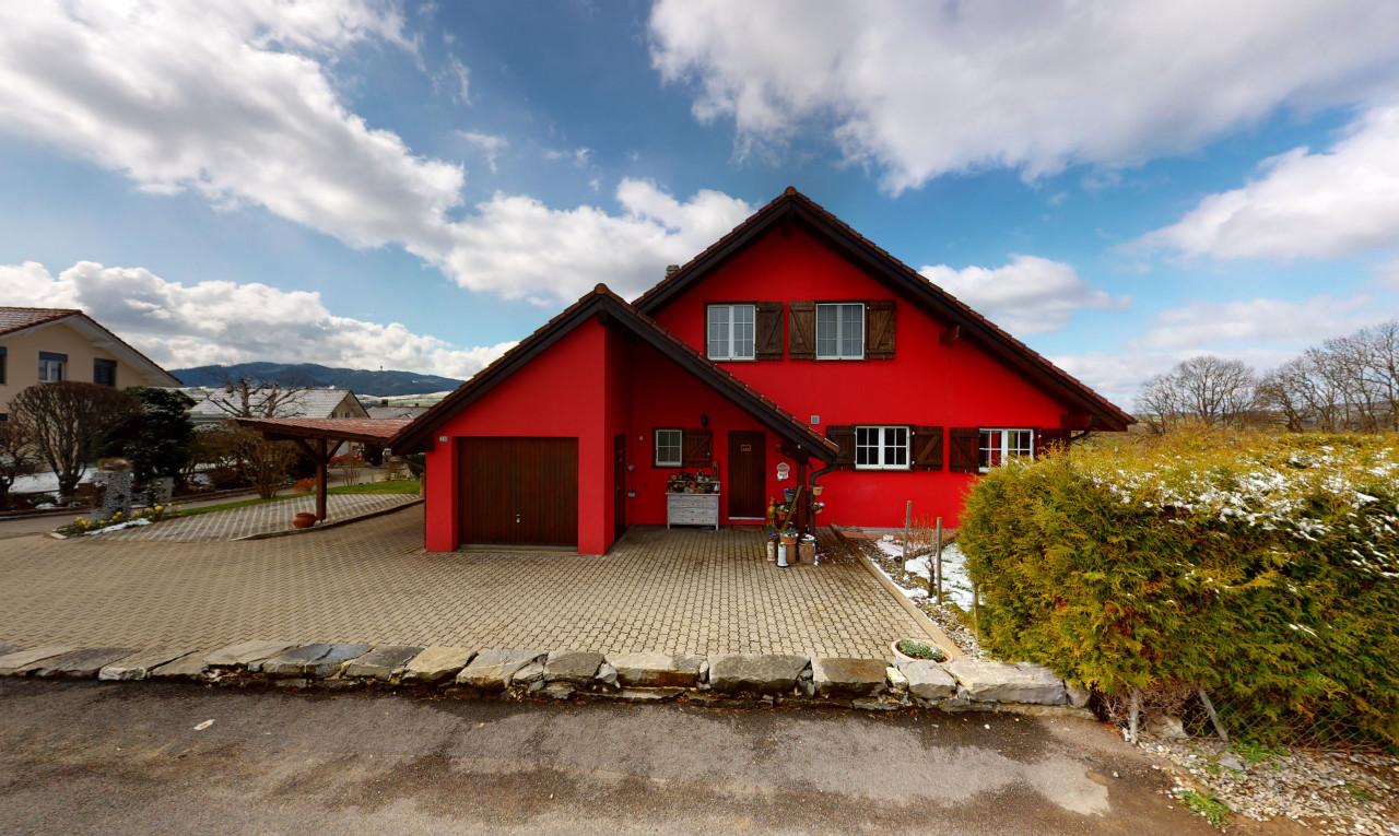 Maison à vendre à Fribourg Autigny