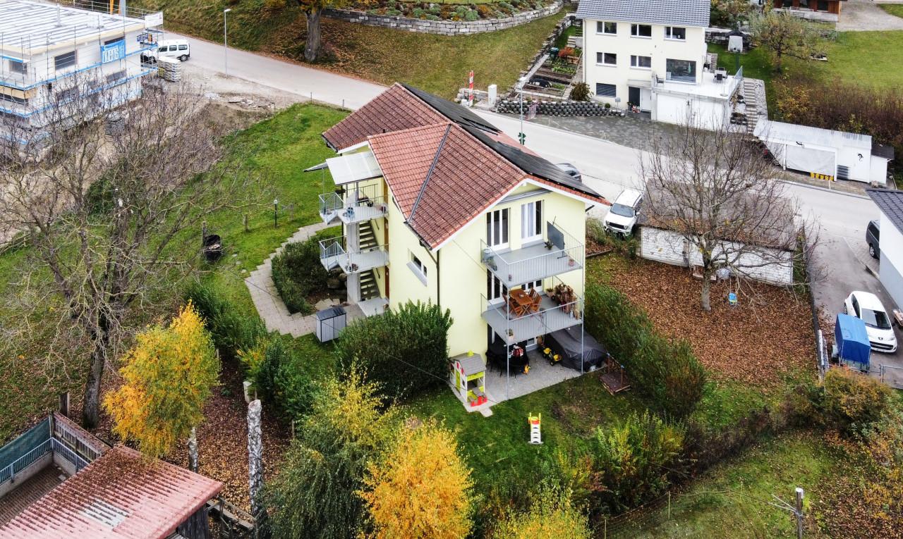 Renditeobjekt zu verkaufen in Freiburg Tafers