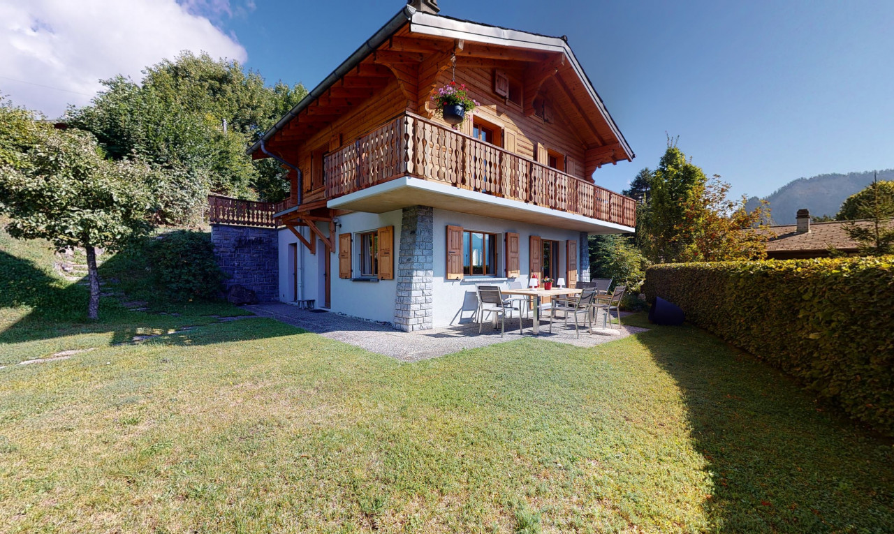House  for sale in Valais Ovronnaz