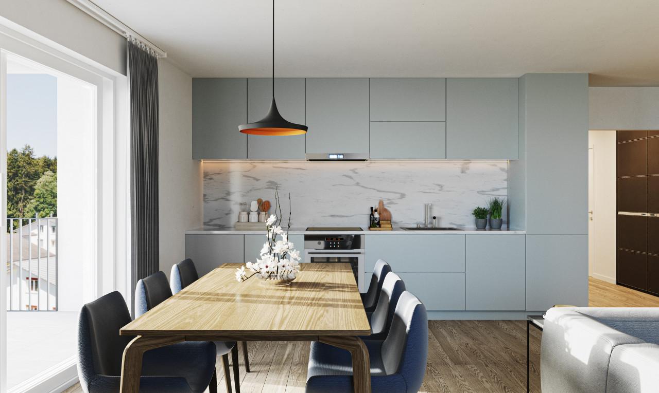 Kaufen Sie Wohnung in St. Gallen Gommiswald