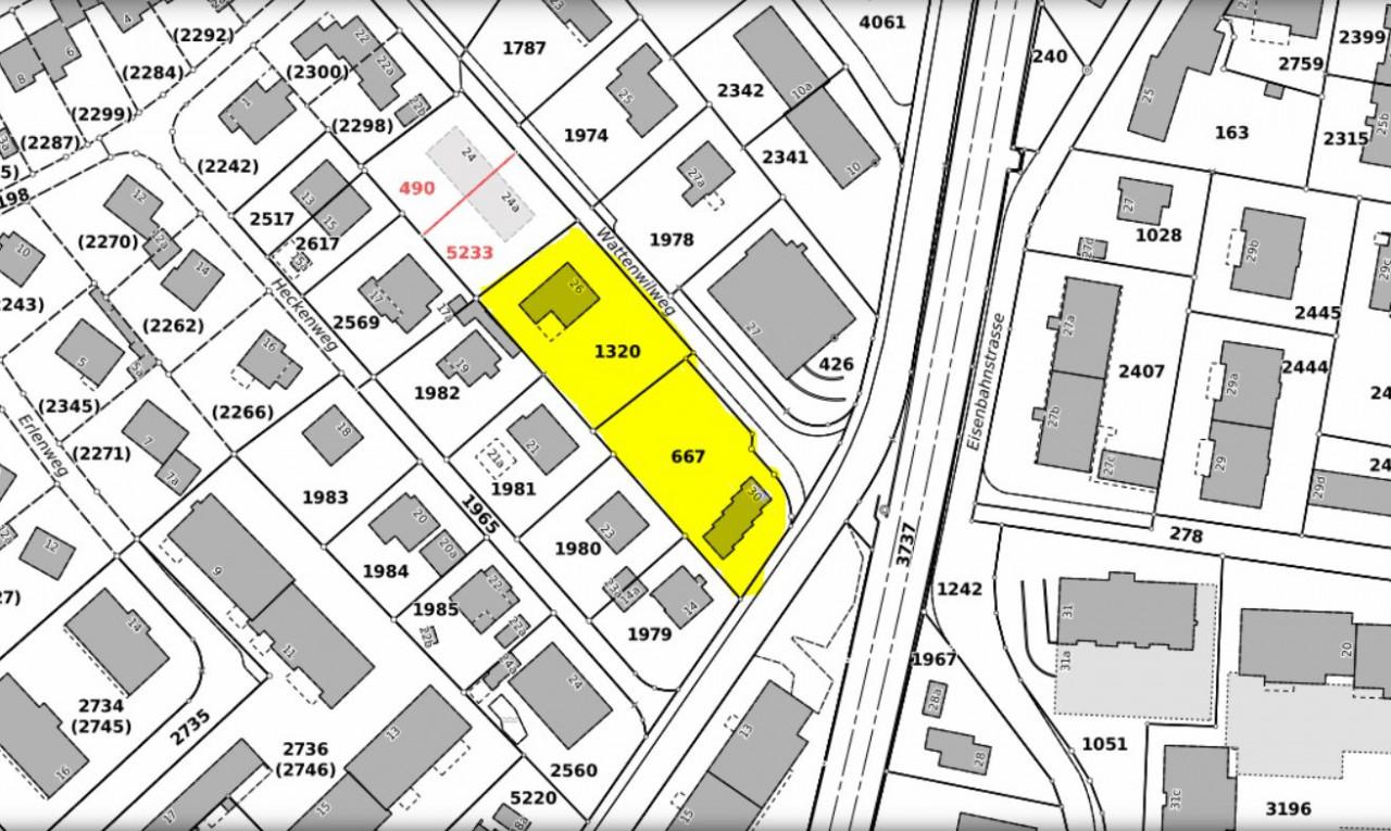 Land  for sale in Bern Thun