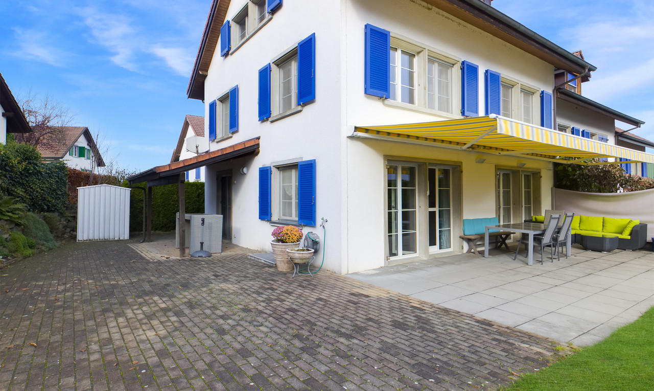Maison  à vendre à Zürich Ellikon an der Thur