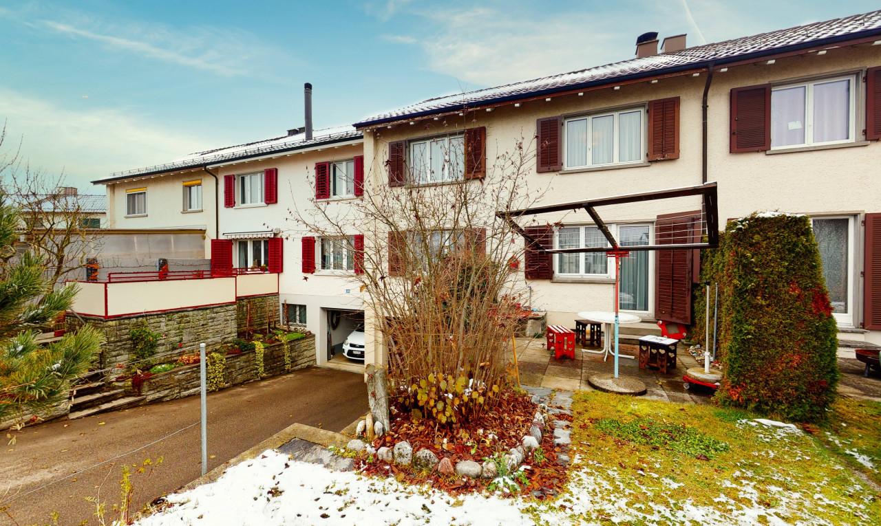 Haus zu verkaufen in Zürich Wiesendangen