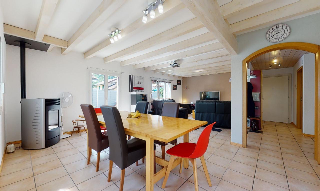 Achetez-le Maison dans Valais Vouvry