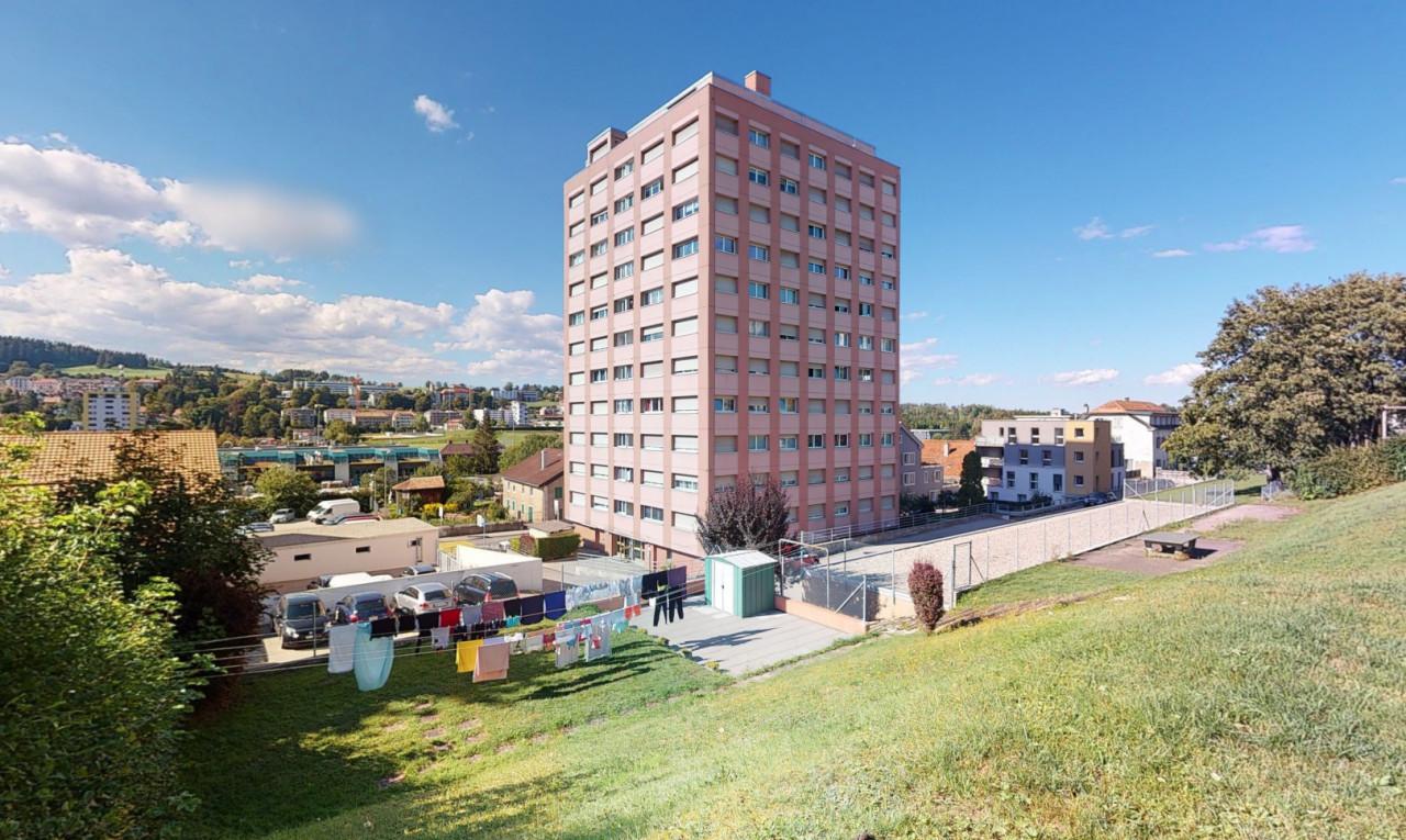 Achetez-le Appartement dans Neuchâtel La Chaux-de-Fonds