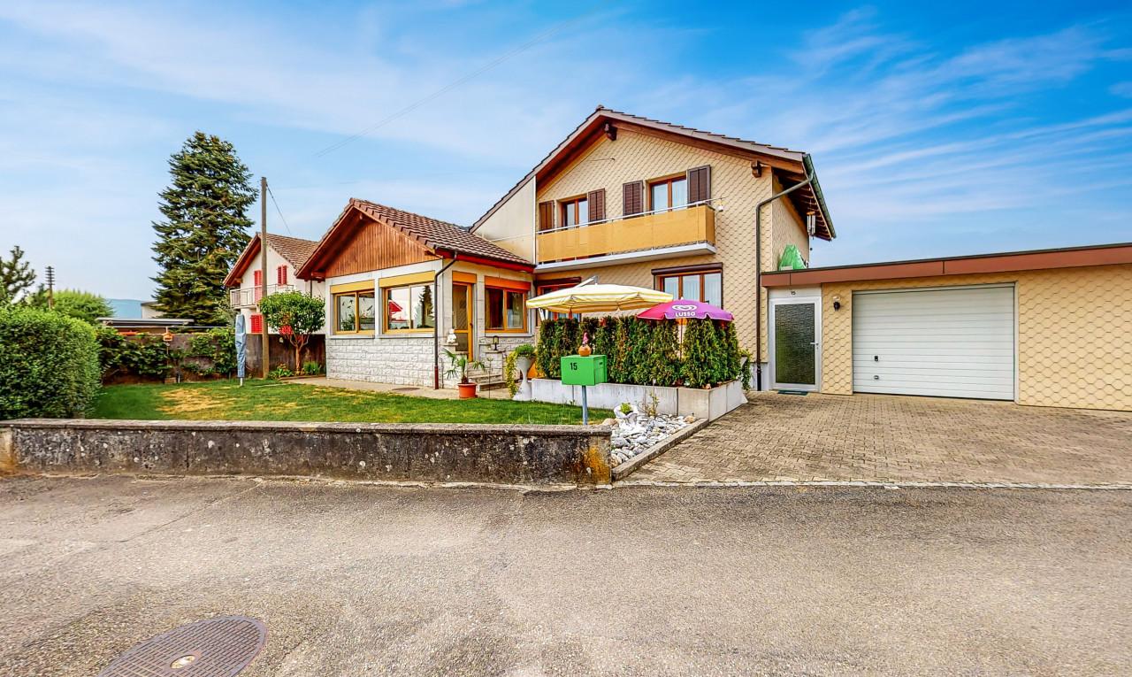 Haus zu verkaufen in Solothurn Wolfwil