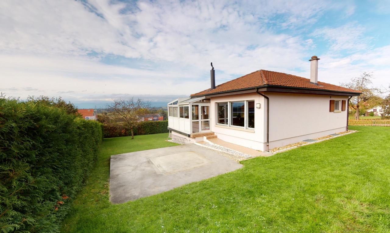 Achetez-le Maison dans Fribourg Dompierre FR