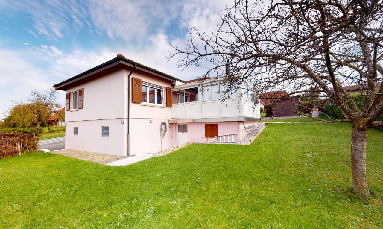 Maison  à vendre à Fribourg Dompierre FR