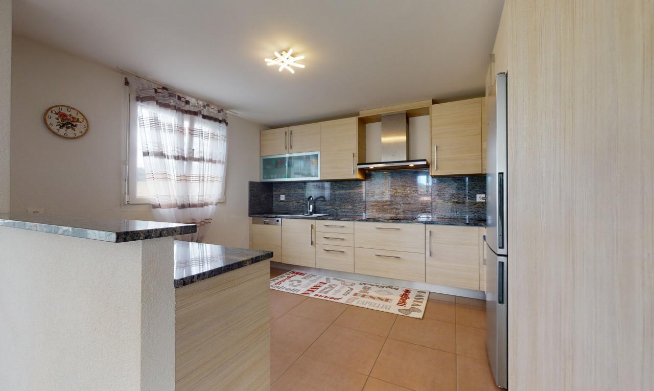 Appartement à vendre à Fribourg Léchelles