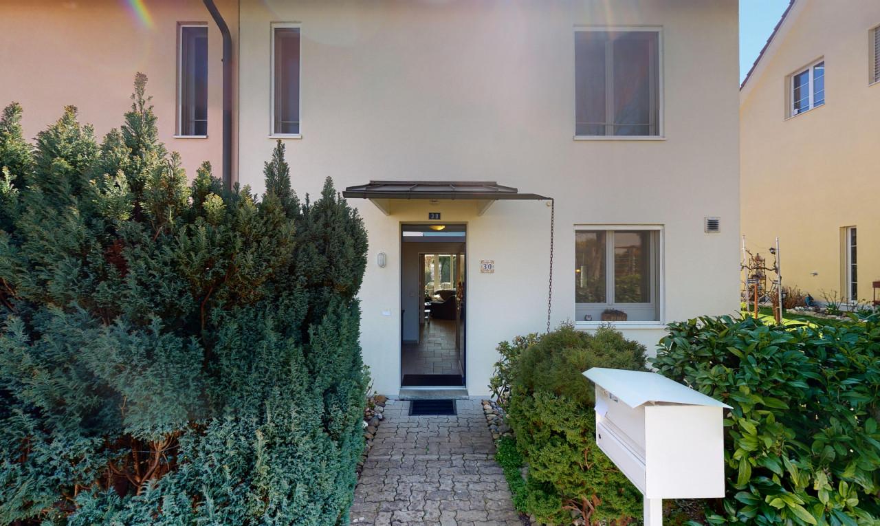 Achetez-le Maison dans Zürich Niederglatt