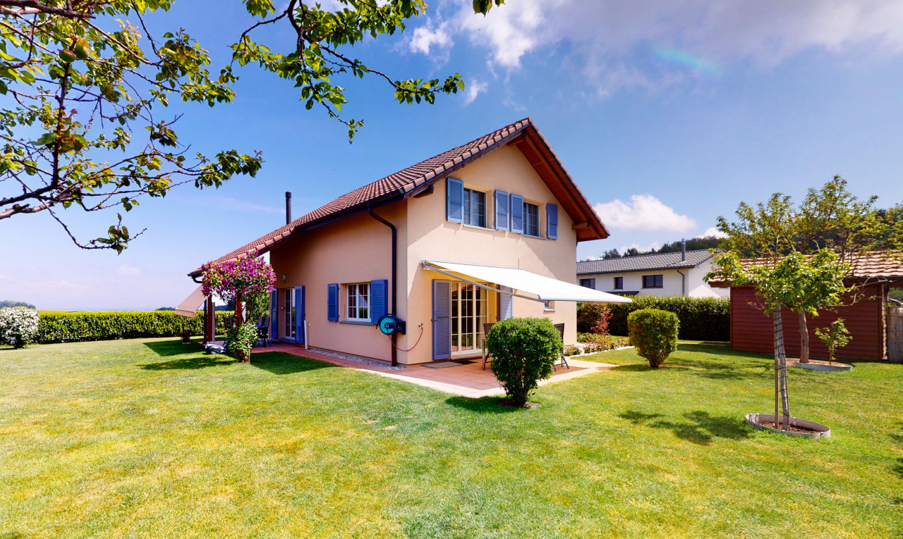 House  for sale in Fribourg Aumont