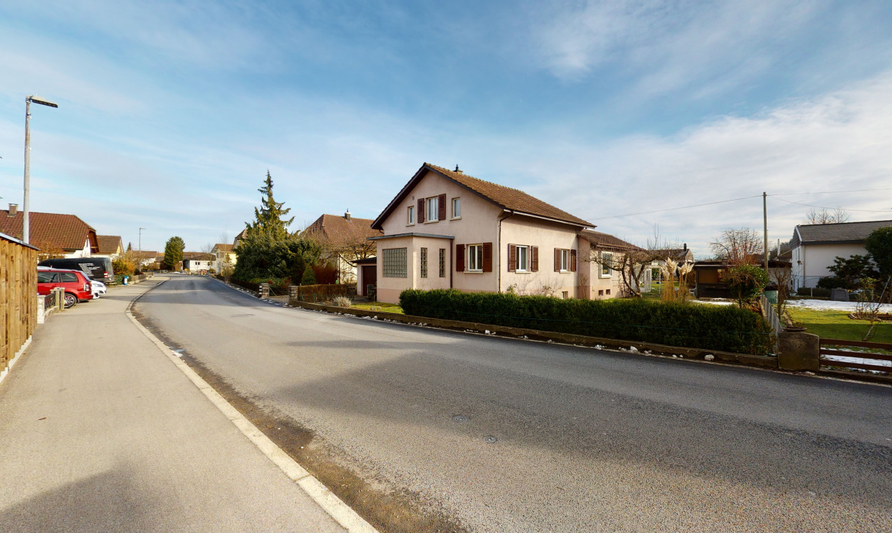 Maison à vendre à Berne Aegerten