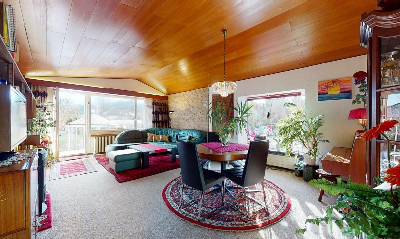 Achetez-le Maison dans Berne Aegerten