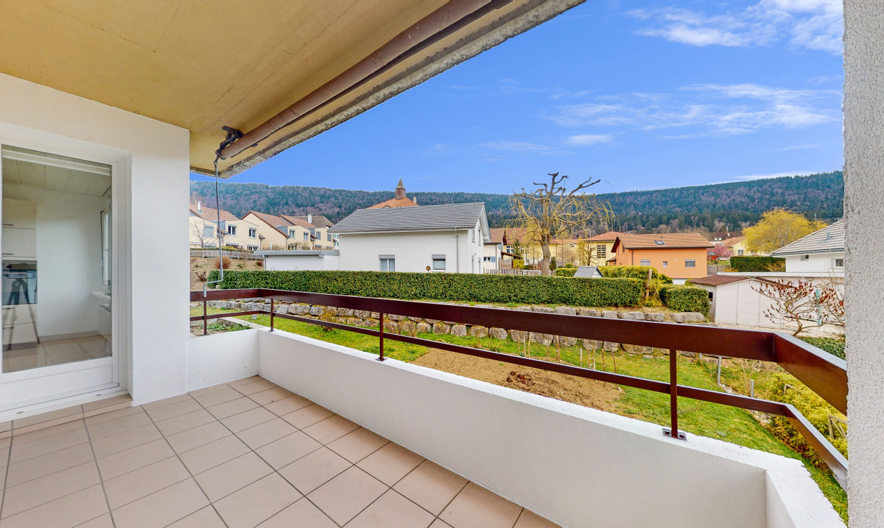 Apartment  for sale in Neuchâtel Savagnier