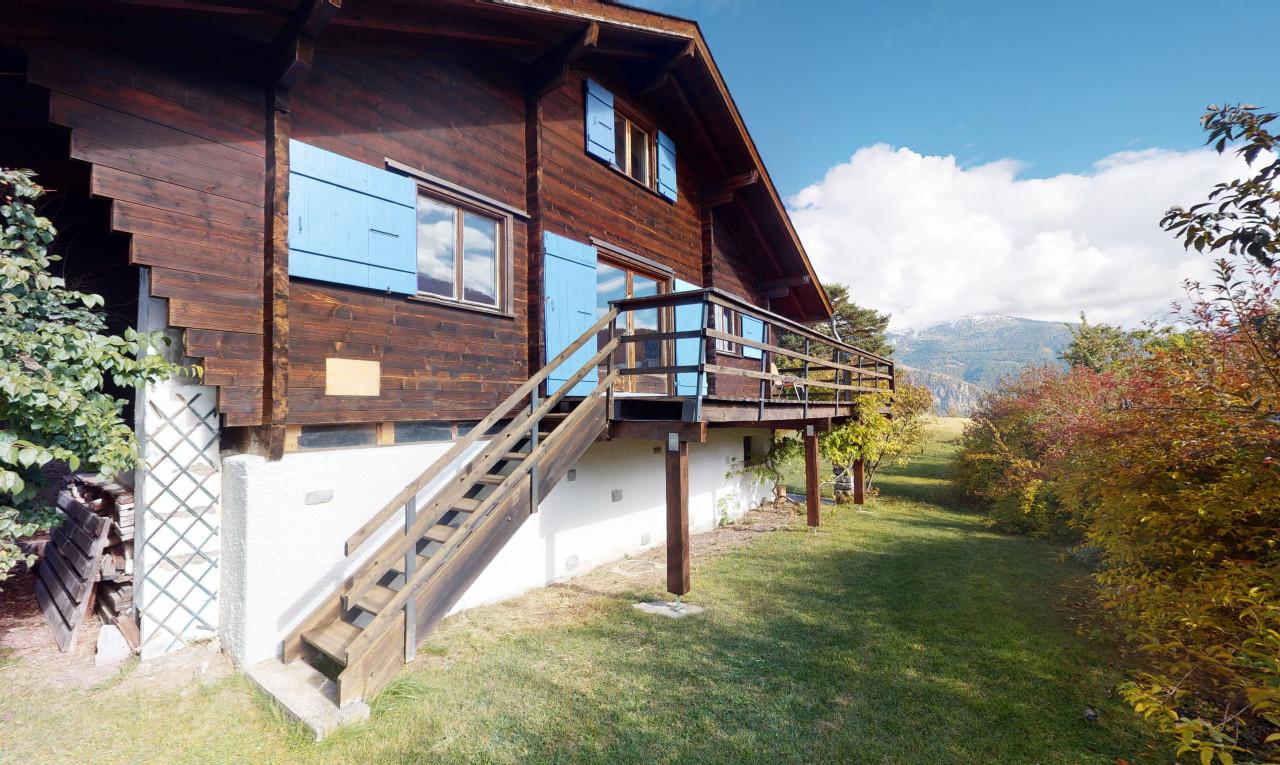 Achetez-le Maison dans Valais Vercorin