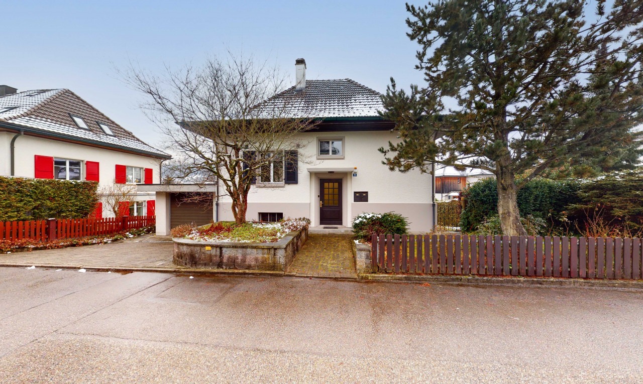 House  for sale in Bern Liebefeld