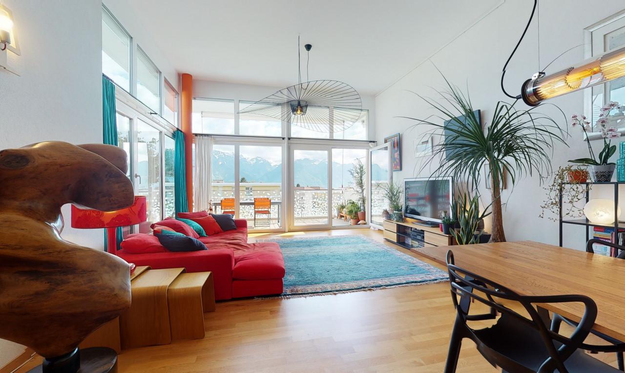 Achetez-le Appartement dans Vaud La Tour-de-Peilz
