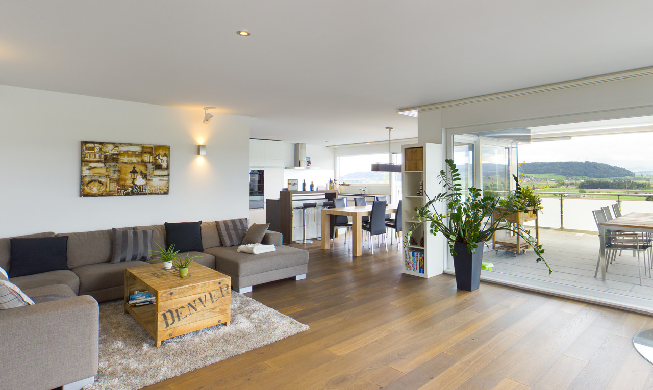 Apartment  for sale in Lucerne Wauwil