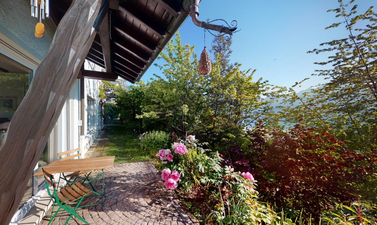 Achetez-le Maison dans Vaud Montreux