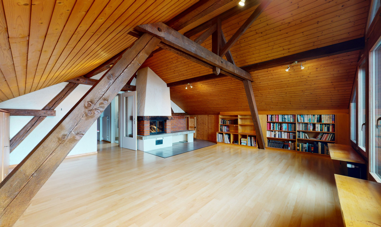 Achetez-le Maison dans Zürich Pfäffikon ZH