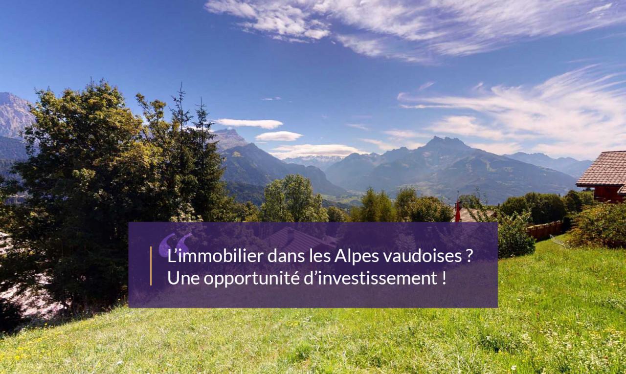 Grundstück zu verkaufen in Waadt Chesières