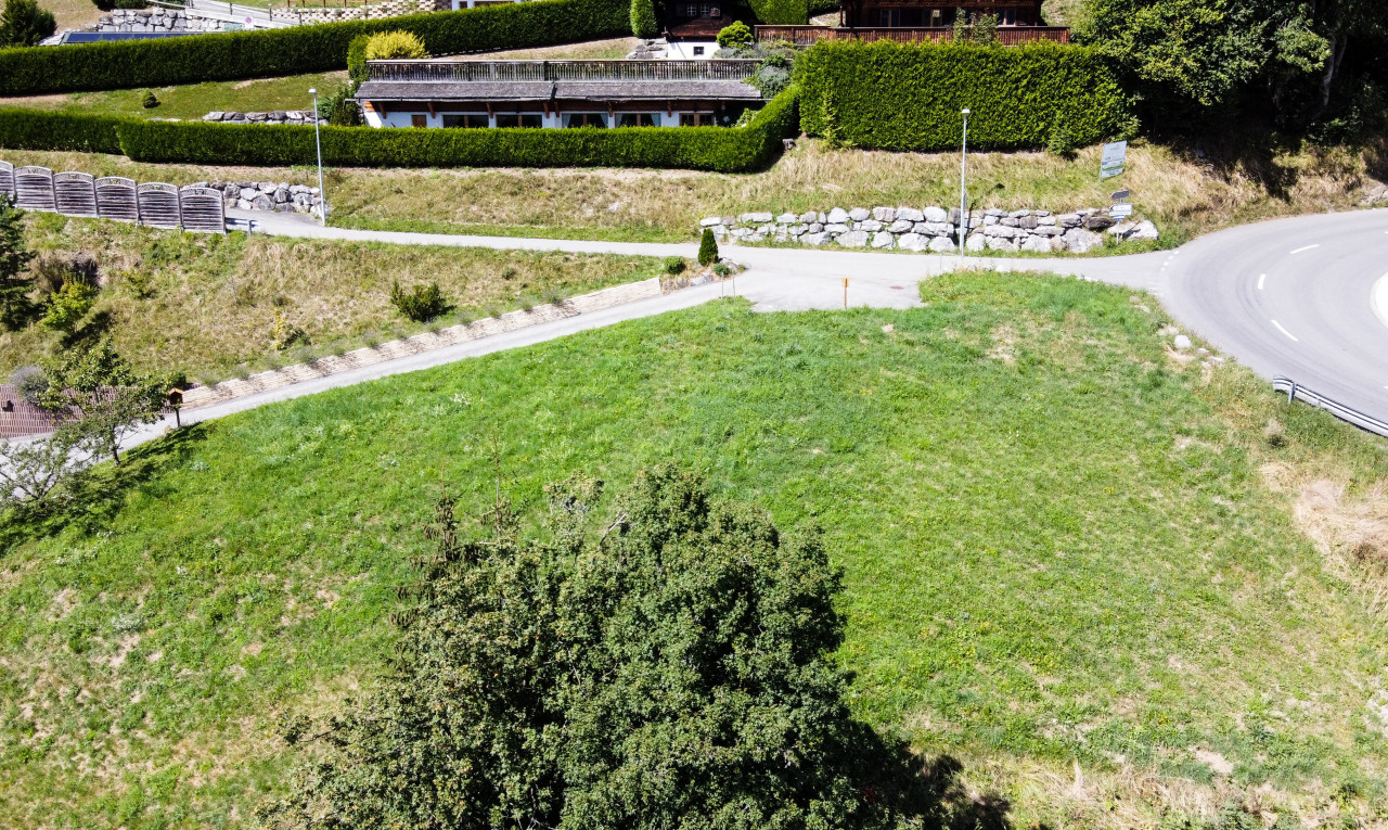 Achetez-le Terrain dans Vaud Chesières