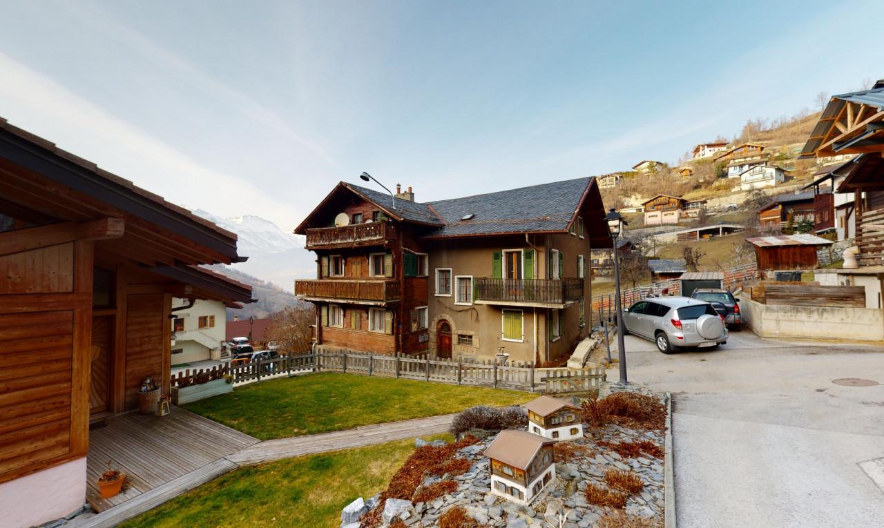 Appartement à vendre à Valais Brignon (Nendaz)