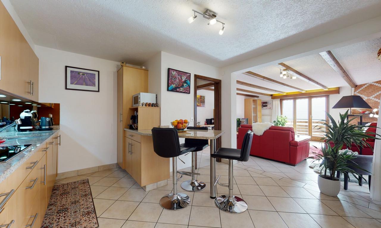 Achetez-le Appartement dans Valais Flanthey