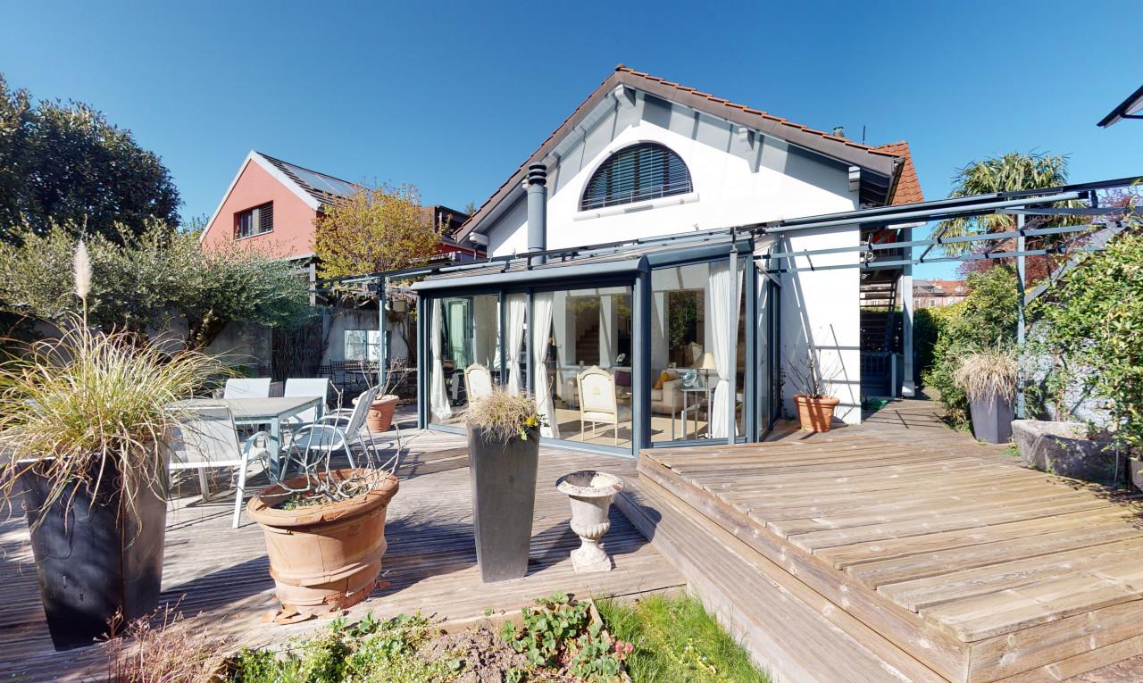 Maison à vendre à Genève Carouge GE