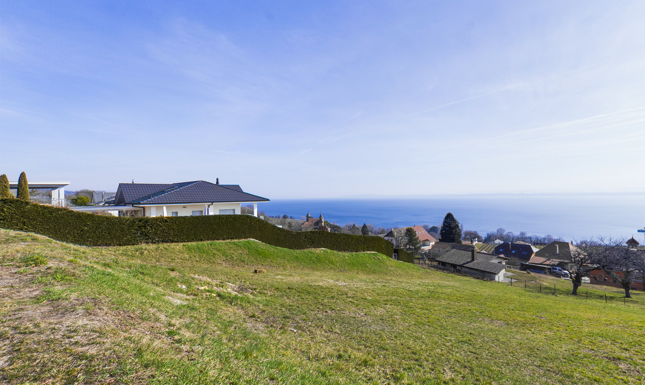 Buy it Land in Neuchâtel Vaumarcus