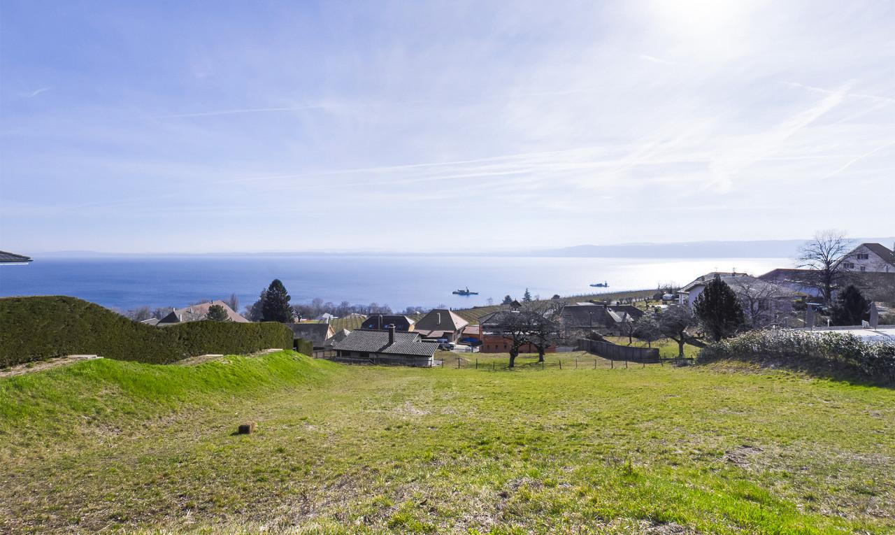 Land  for sale in Neuchâtel Vaumarcus