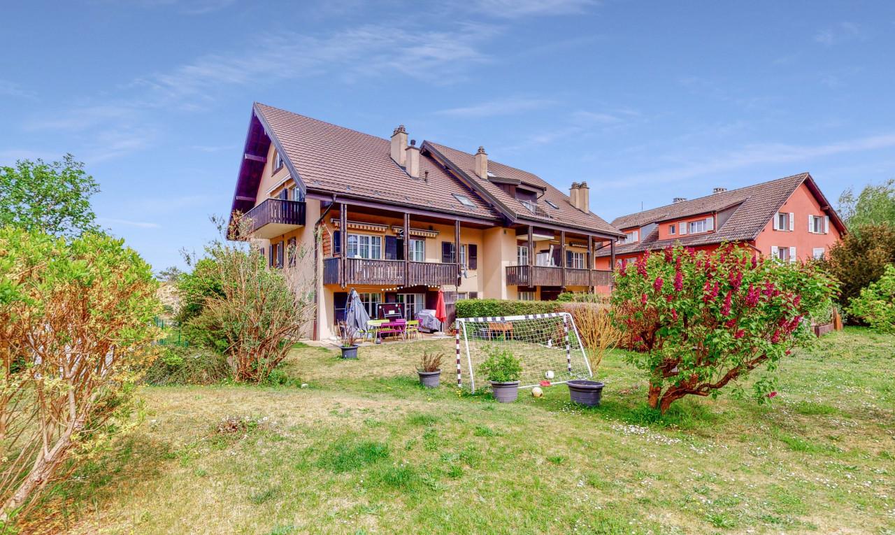Apartment  for sale in Vaud L'Isle