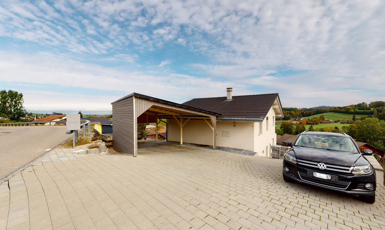 House  for sale in Fribourg Le Mouret