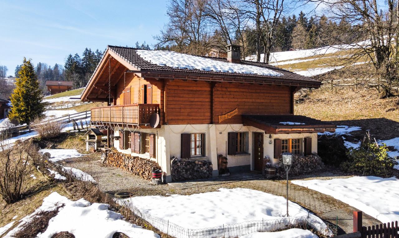 Achetez-le Maison dans Vaud Gryon
