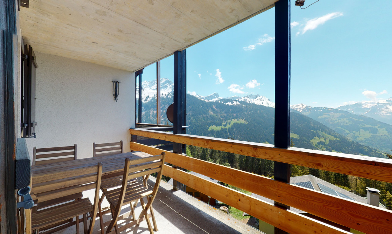 Buy it Apartment in Vaud Gryon