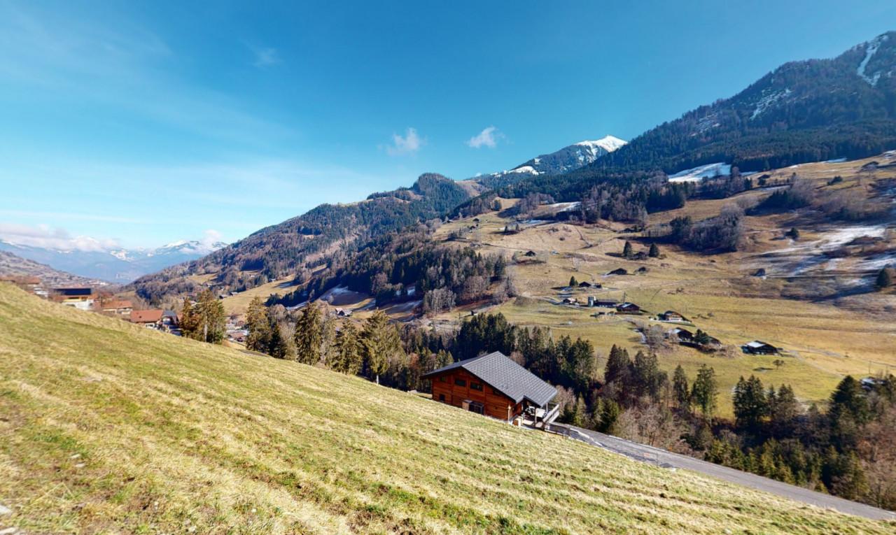 Terrain à vendre à Valais Val-d'Illiez