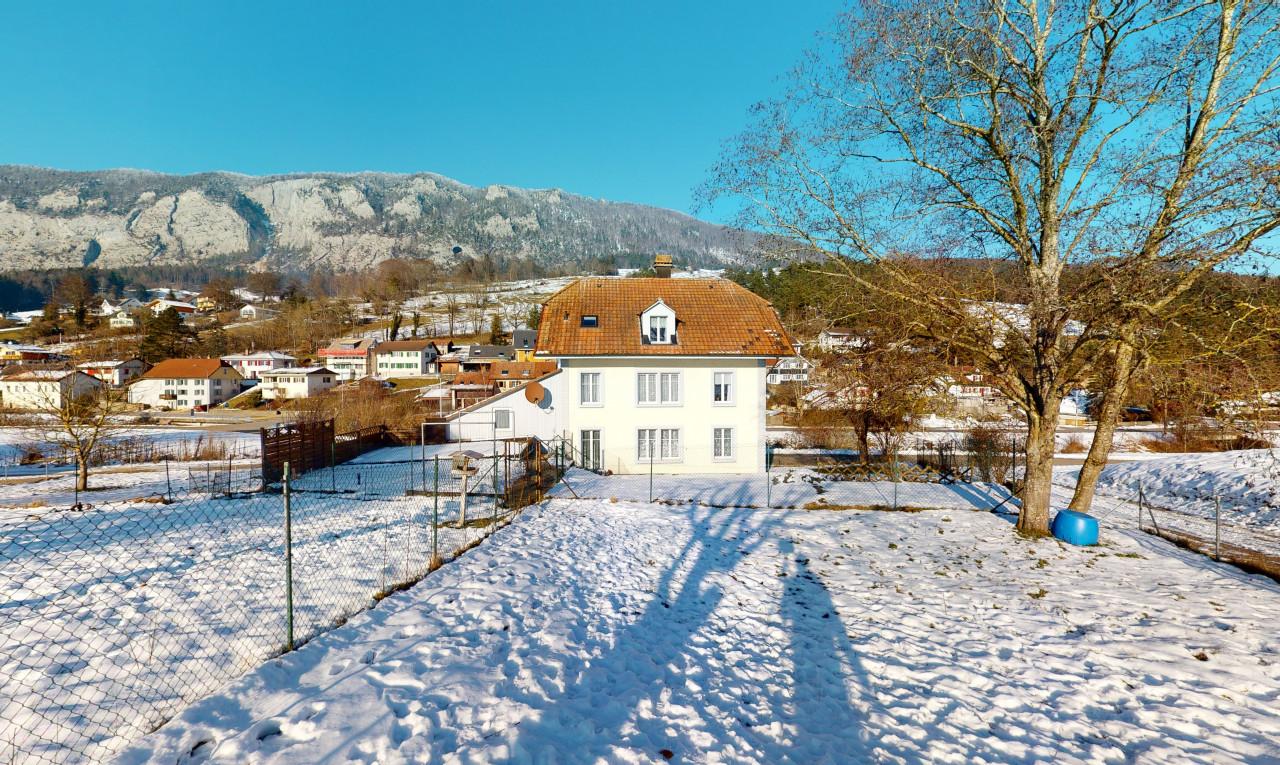 Haus zu verkaufen in Solothurn Welschenrohr