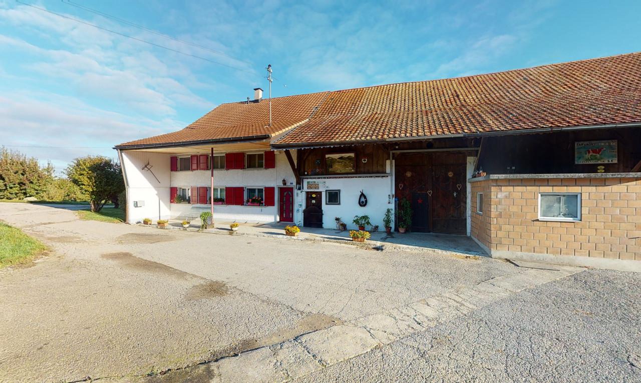 Maison  à vendre à Fribourg Grenilles