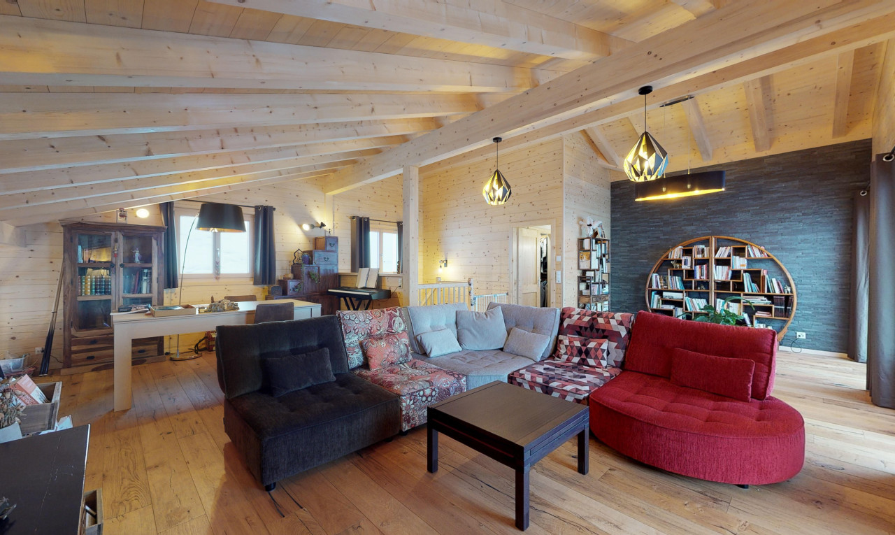 House  for sale in Vaud Les Diablerets
