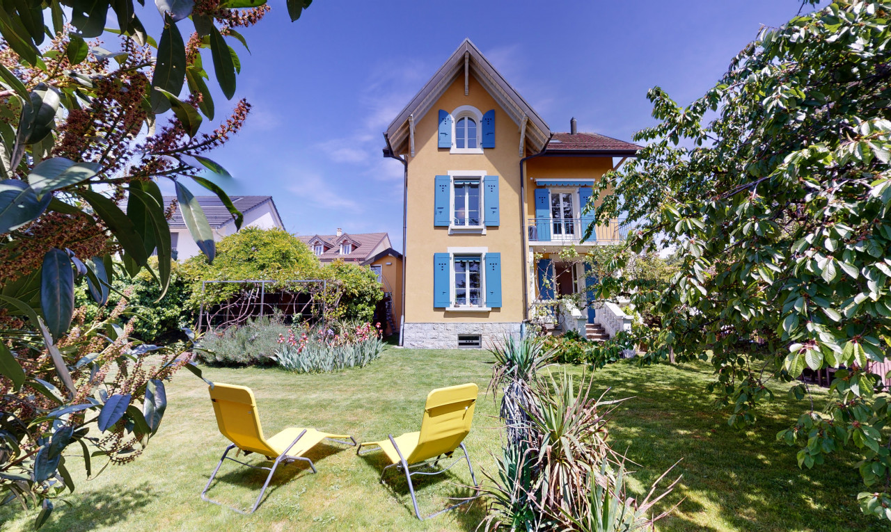 House  for sale in Vaud Renens VD